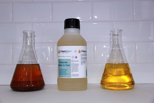 ChemKleen Water Eradicator