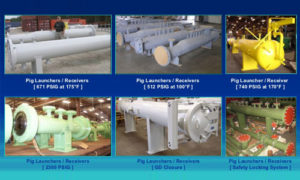 Pipelines cleaning, maintenance, inspection and repair