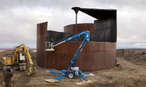 Tanks & Vessels Cleaning, Relocation and Demolition