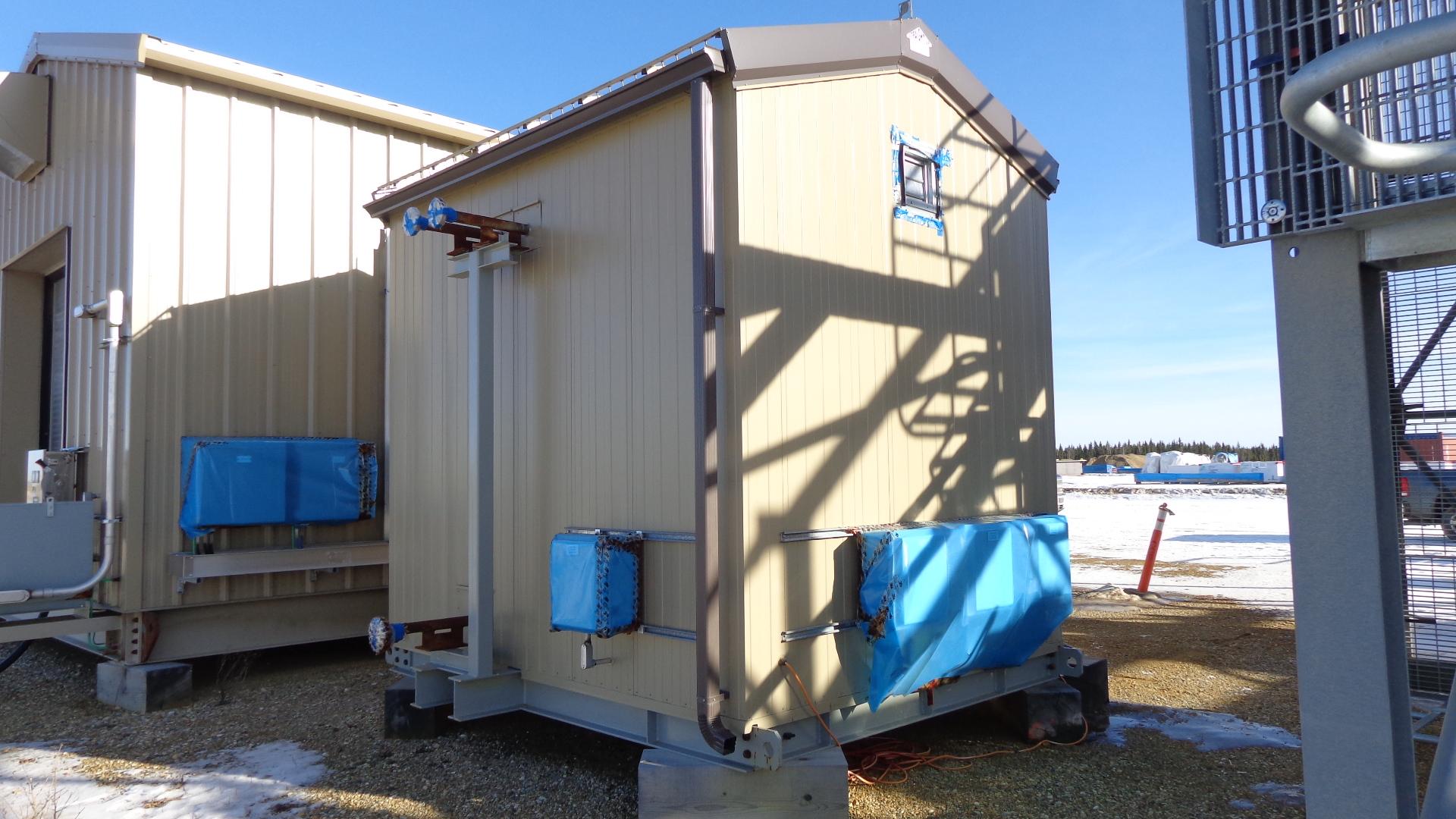 Potable Water Pump House